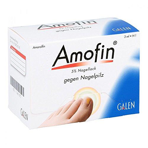 Amofin 5% Nagellack, 3 ml