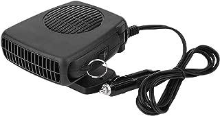 12V 150W Car Ceramic Heater Defroster, Keenso Universal Portable Car Ceramic Heating Heater Fan Defroster Demister