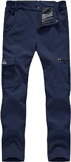 Gopune Women's Waterproof Windproof Outdoor Hiking Snow Ski Insulated Pants