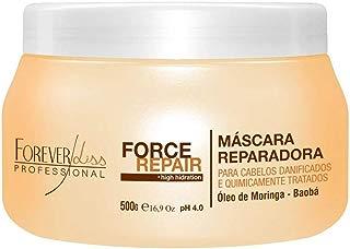 Máscara Force Repair, FOREVER LISS, 500gr