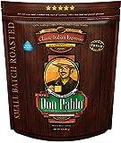 Cafe Don Pablo Gourmet Coffee Classic Italian Espresso Medium Dark Roast Whole Bean Coffee 2 LB