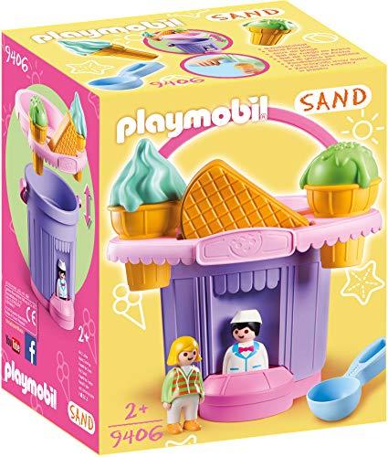 PLAYMOBIL Cubo Heladería Juguete Multicolor