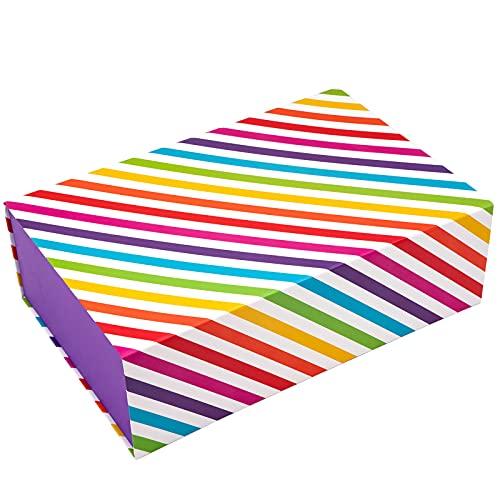 Papel Seda Colores Arcoiris Marca Holijolly