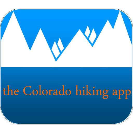 the Colorado hiking app