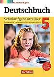 Deutschbuch - Realschule Bayern - 5. Klasse