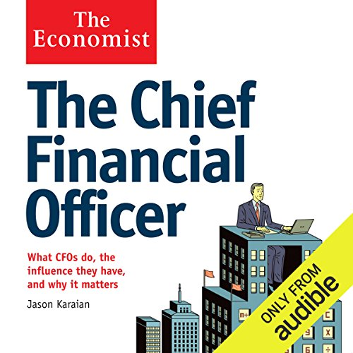 The Chief Financial Officer audiobook cover art