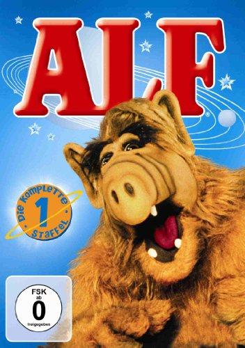 ALF - Die komplette erste Staffel Alemania DVD
