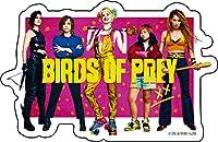 ハーレイ・クインの華麗なる覚醒 BIRDS OF PREY ダイカットステッカー/D