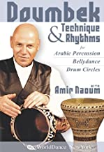 Doumbek Technique and Rhythms for Arabic Percussion, Bellydance, and Drum Circles, with Amir Naoum
