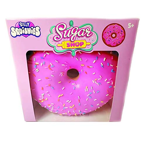 Silly Squishies Donut Smells like Frosting