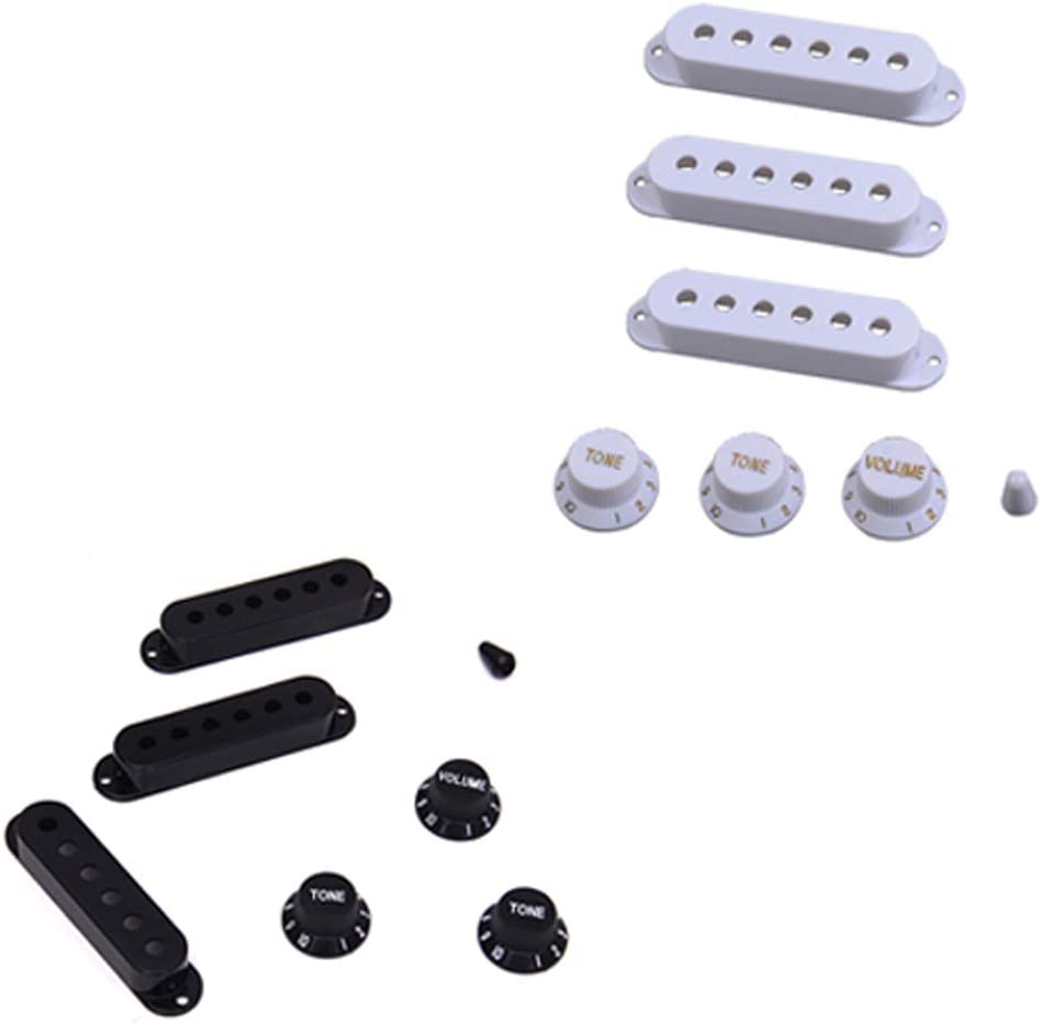 chiwanji Plastic Single Discount is also underway Coil Ranking TOP4 Knobs+Swi Pickup Covers+1V2T Guitar