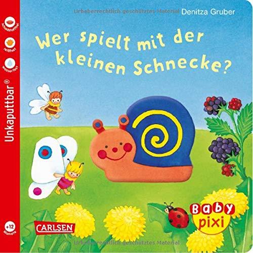 Baby Pixi 50: Wer spielt mit der kleinen Schnecke?