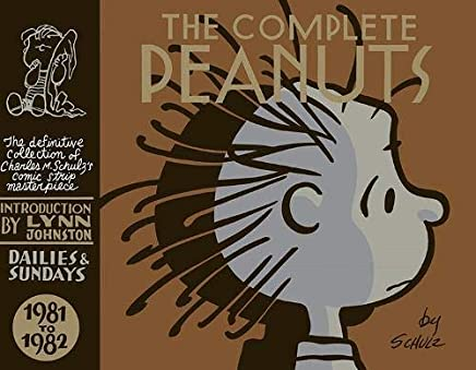 The Complete Peanuts 1981-1982: Volume 16