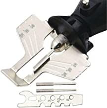 Special Chainsaw Grinding Tool,Chain Sharpening Teeth Kit Chainsaw Sharpener Saw Power-Sharp Stone Grinding Saw Serrated Set Power Tool Accessories