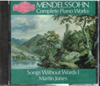 Mendelssohn;Songs Without 1