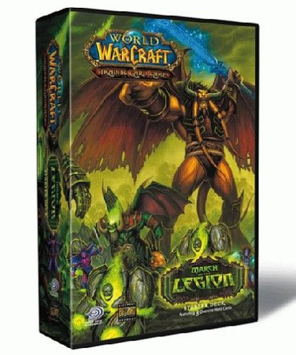 Blizzard World of Warcraft March of The Legions Starter Deck