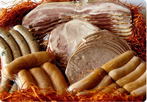無添加 ハムソーセージ ●匠技で作るドイツハムソーセージ6点セット(塩分控えめ・添加油肉不使用・自然材料100%)★クール冷蔵便