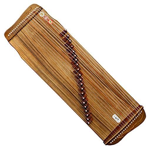 N /A Guzheng, Chinesisch Musikinstrument, 98cm Kleine Guzheng mit dem gleichen Ton als Professional Guzheng, 21 Streicher, Einleitende Praxis, mit einem kompletten Satz von Zubehör