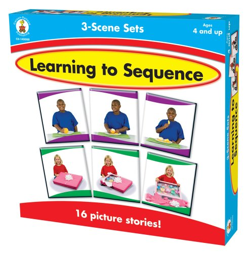 Learning to Sequence 3-Scene: 3 Scene Set