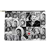 CafePress I Love Lucy Face Collage Makeup Pouch