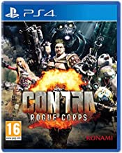 Contra Rogue Corps Playstation 4 (PS4)