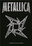 Metallica,Ninja Logo, Fahne