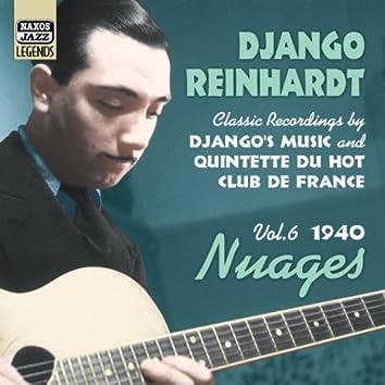 Reinhardt, Django: Nuages (1940)