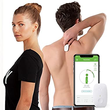 Upright GO Posture Trainer and Corrector for Back Strapless, Discrete and Easy to Use