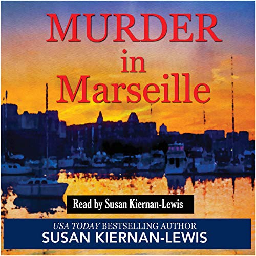 Murder in Marseille  By  cover art