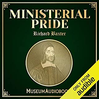 Ministerial Pride audiobook cover art