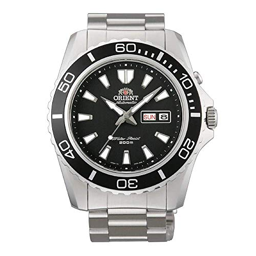 Orient Mako XL Automatic FEM75001BW Mens Watch