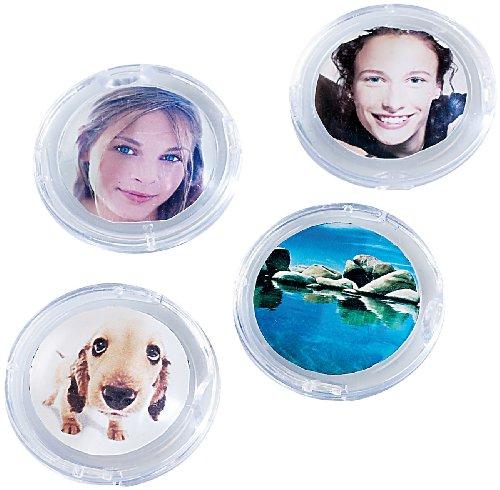 Your Design Kühlschrankmagnete Foto: 4er-Set Bilder-Magnete (Foto Magnet)