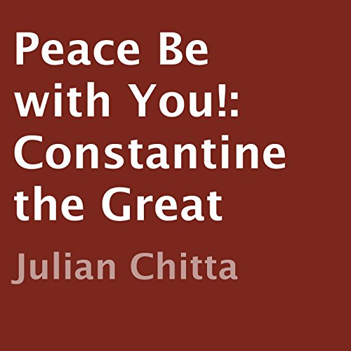 Peace Be with You! audiobook cover art