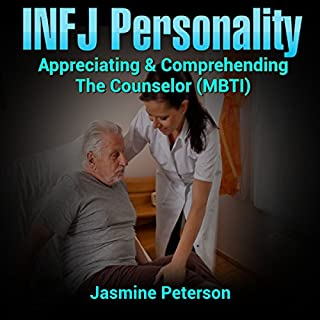 The INFJ Personality audiobook cover art