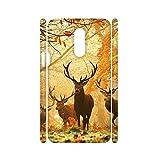 Impresión Deer 1 Diferentemente Conchas Duras Abdominales para Los Hombres Compatible One Plus 7 Pro Choose Design 40-3