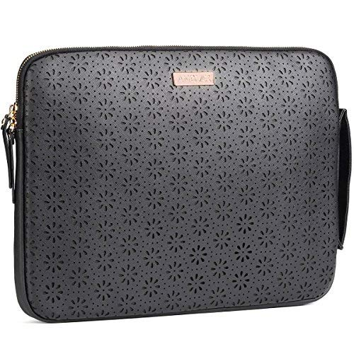 Carismatic PlugMag 13.3 Inch MacBook Air Leather Sleeve