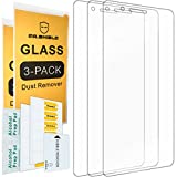 [3-PACK]- Mr.Shield Designed For Huawei P9 Lite [Tempered Glass] Screen Protector [0.3mm Ultra Thin 9H Hardness 2.5D Round Edge] with Lifetime Replacement
