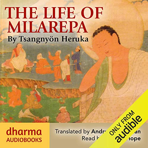 The Life of Milarepa audiobook cover art