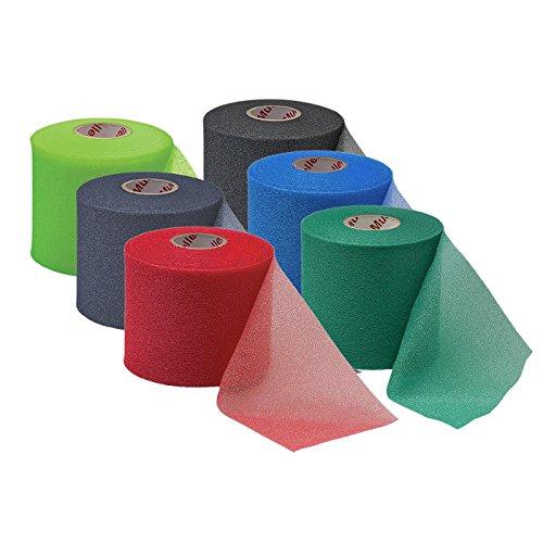 Mueller Big Bold M-Wrap Team Colours Underwrap Sporttape schwarz