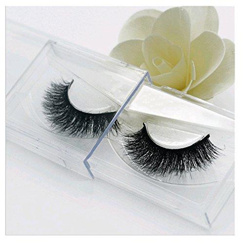 VWH 3D Fake Eyelashes Natural Long Thick False Eye Lashes Extension (A09)