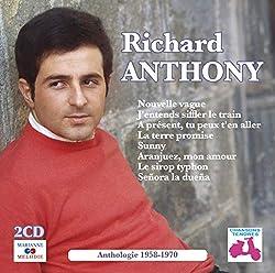 Richard Anthony Anthologie 58-70