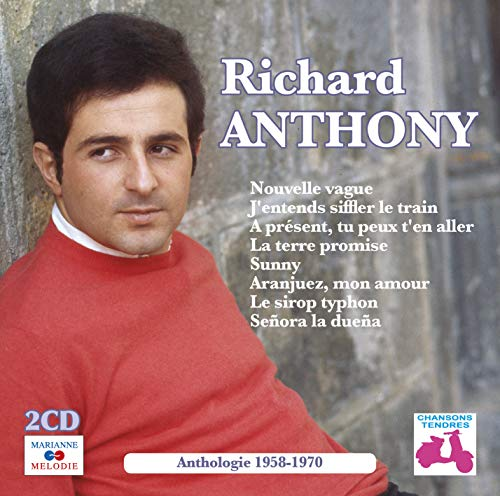 Richard Anthony Anthologie 58-70