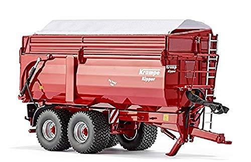 Wiking 077339- Krampe Big Body 650 Muldenkipper