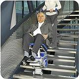 Chaise Salva Escaliers Électrique Transportable