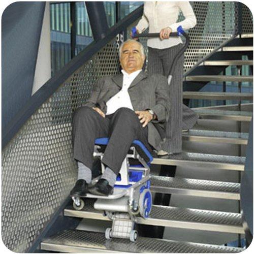 Stuhl rettet Treppen elektrisch transportabel