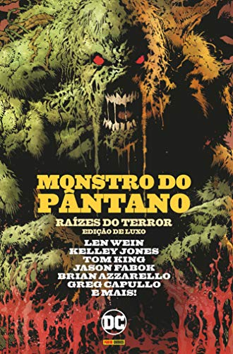 Monstro Do Pântano: Raízes Do Terror