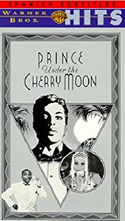 Under the Cherry Moon [VHS]