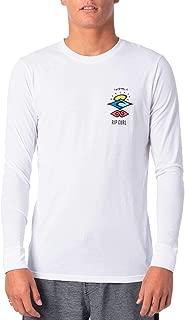 Rip Curl Men's Search Logo L/SL UV TEE