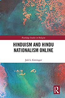 Hinduism and Hindu Nationalism Online (Routledge Studies in Religion) (English Edition)