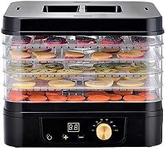 Machine de séchage de fruits secs pour la viande séchée maison collation de fruits et animaux essoreuse légumes avec contr...